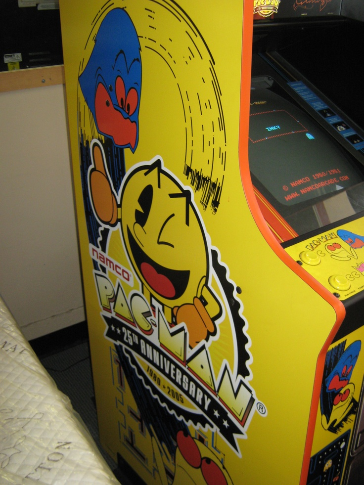 ms pacman game, ms pacman game for sale, pacman arcade games, old arcade games for sale ~ see our video on Youtube → http://www.youtube.com/watch?v=EVqluwMF0x0