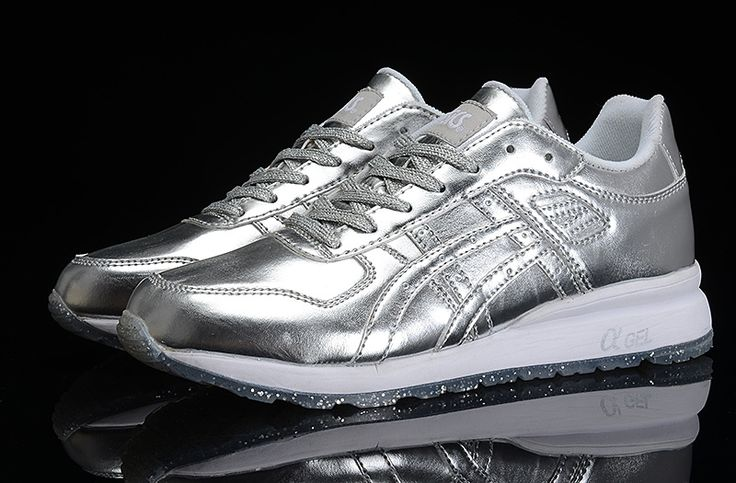 noir et vert jordans 13 - Asics Gel Liquid Silver Liquid Gold Metallic Grey Ice White ...