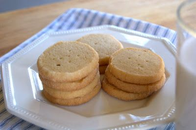 Day 350 - French Butter Cookies - 365 Days of Baking