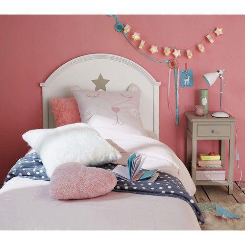 1000 id es propos de t te de lit rose sur pinterest - Pochoir tete de lit ...