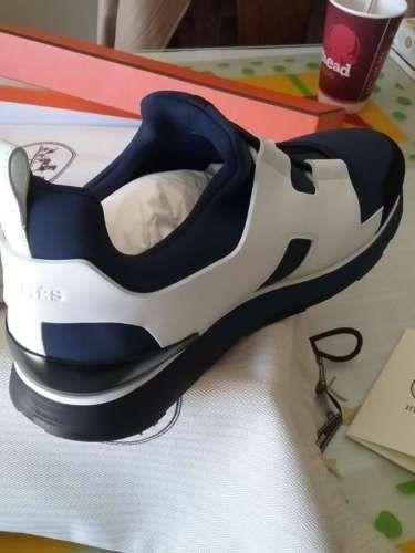Hermes-Hombres-Zapatos-reproductor-autentico-Last-par-en-Canada