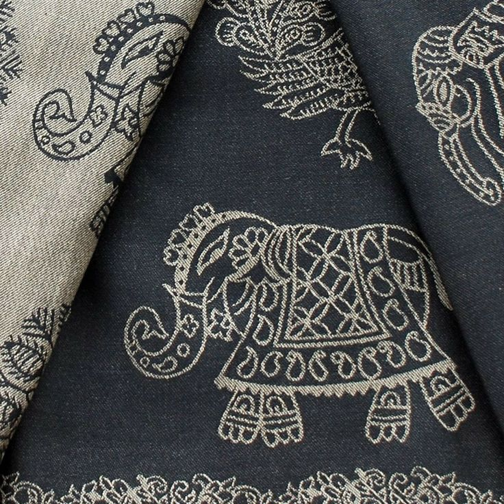 Archive Didymos India (Tussah Blend)