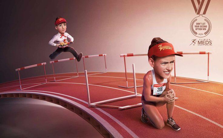 Clinica Meds Sport Medicine: Runner