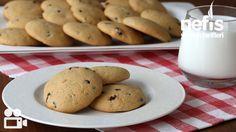 Amerikan Kurabiye Tarifi ( Soft Cookie )