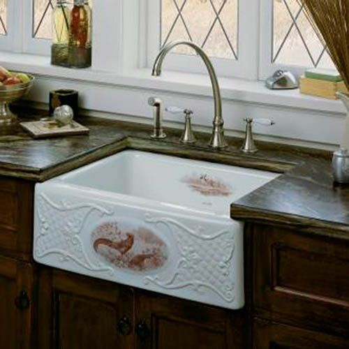 Vintage Farmhouse Sinks : about Antique Retro Kitchen Faucets And Sinks Ideas For New Vintage ...