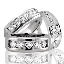 Superb mens wedding rings