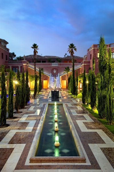 Villa Padierna Palace Hotel, Luxury Hotel in Marbella, Spain, SLH