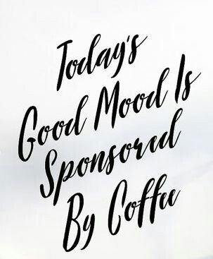 Coffee Quote for More pins like this click> https://www.pinterest.com/jodyclaus1/morning-coffee/