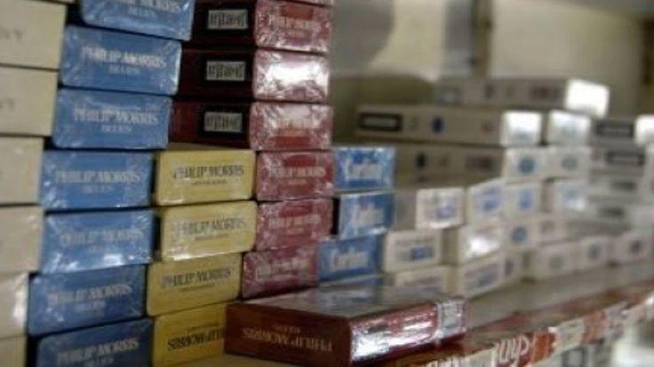 Ταυτοποιήθηκε ο δράστης που είχε κλέψει χιλιάδες πακέτα τσιγάρα από περίπτερο