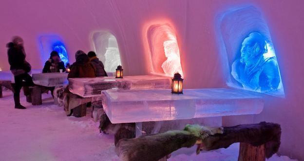 Finland's Snow Castle of Kemi