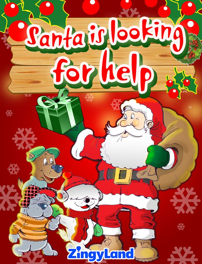 Santa is looking for help