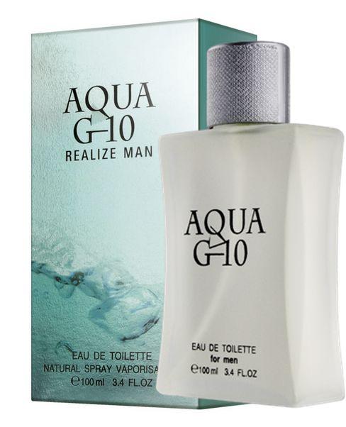 Ellys Shop: Apa de toaleta Aqua G10