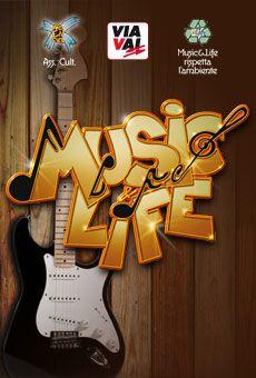 Music & Life - 18^ Festa della Birra dal 27 giugno al 6 luglio 2014 - Fenil del Turco (RO)