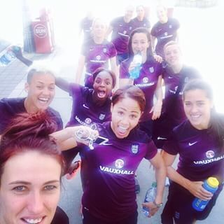 21 Times The England Women's Football Team Gave You Squad Goals