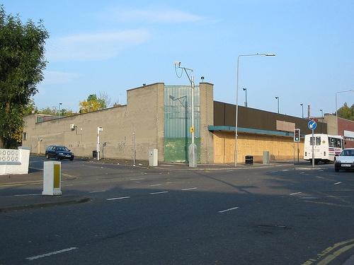 The Safeway, Paisley Road West, Cardonald