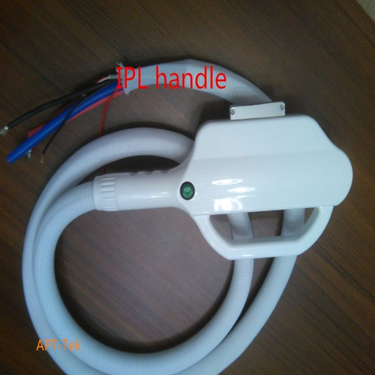 (350.00$)  Watch more here  - IPL shr title handle with 12*30mm spot size for laser removal machine