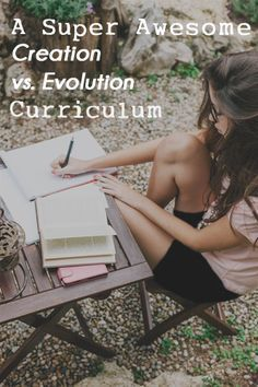 Looking for an super awesome Creation vs. Evolution curriculum for your homeschool High School students education? This is the one for you. | www.beyondtheinspiration.com