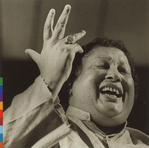 """ae-zindagi: """" Today is 16th death anniversary of the Legend Ustad Nusrat Fateh Ali Khan.He may have long gone but will forever remain in our hearts Legends never die. """""""