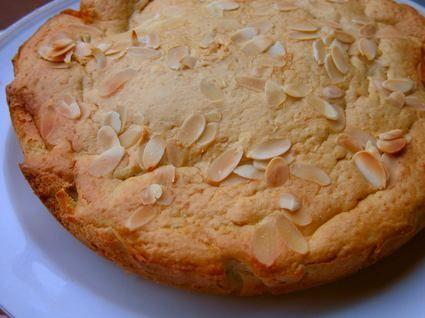 Gâteau moelleux aux amandes
