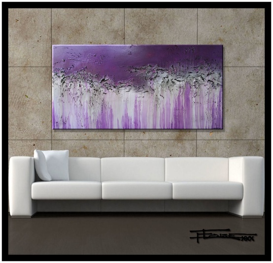 Purple And Grey Wall Art 95 best colors grey (gray) + plum, lavender, eggplant & hits of