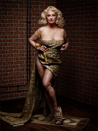 Erwin Olaf: Mature series - SEXY and mature.