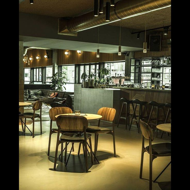The Lobby Fizeaustraat | Restaurant