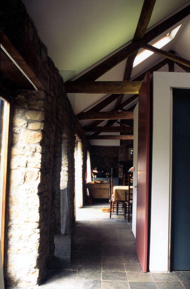 english barn Charles Barclay Architects http://cbarchitects.co.uk