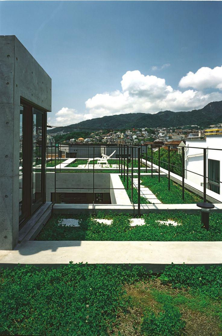 屋上庭園(空の家)- アウトドア事例|SUVACO(スバコ)