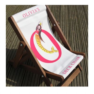 Personalised Deck Chairs | Personalised Childrens Gifts | Gifts for Girls | Gifts for Boys | Christening Gifts | Little Folk