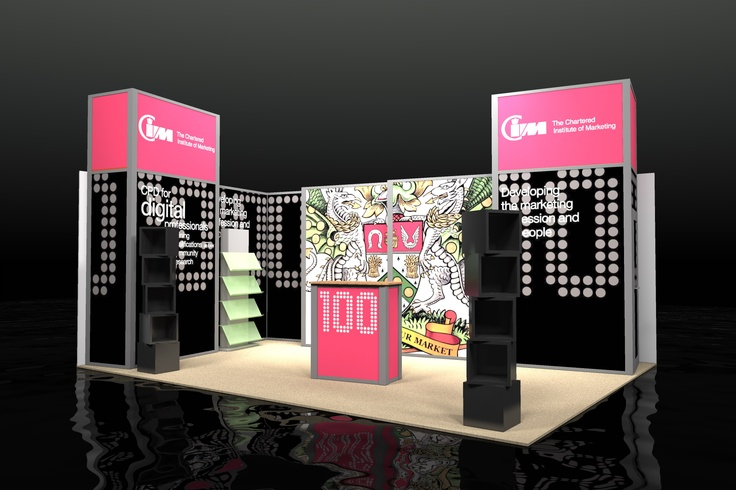 Exhibition Services | Chartered Institute of Marketing | CIM