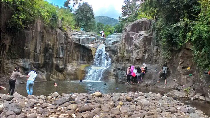 Air Terjun Tarlawi Limpahan Air Terjun Indah di Nusa Tenggara Barat - Nusa Tenggara Barat