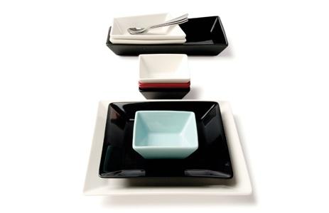Nero Tableware by Harni-Takahashi for Arabia