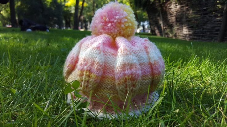 Baby beanie, toddler beanie, girl beanie, baby hat, toddler hat, girl hat, knitted baby beanie, knitted beanie, knitted hat by byAnastassia on Etsy