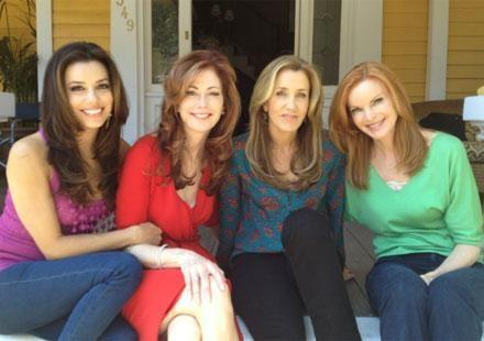 """Le tournage de """"Desperate Housewives"""" comme si vous y étiez !"""