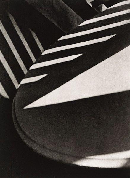 Paul Strand - schaduw van een veranda (fotografie)