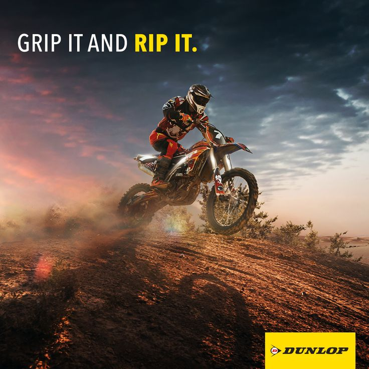 Get the tyres that'll get you the grip to rip.