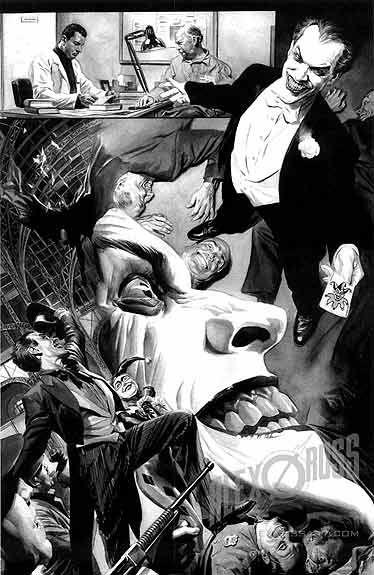 Joker by Alex Ross