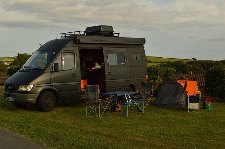 Sprinter Camper 4x4 >> Mercedes Sprinter Rare 312d campervan motorhome | United Kingdom | Gumtree … | Pinteres…