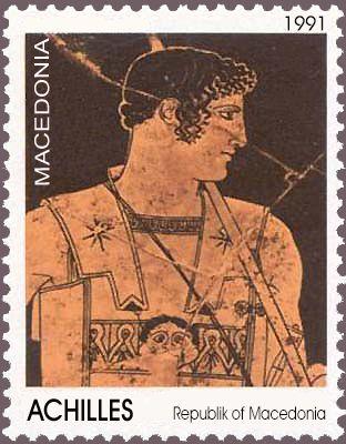 Achilles - Macedonia