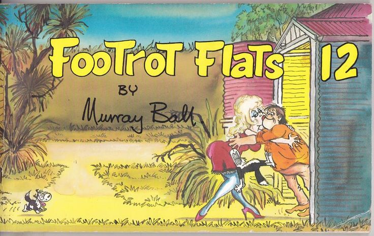 footrot flats #12 1987 from $5.32