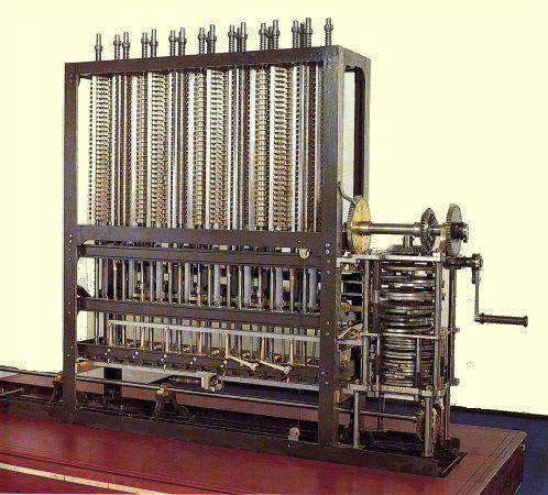 Les 20 meilleures id es de la cat gorie si cle des machines sur pinterest l - Inventeur de l ordinateur ...