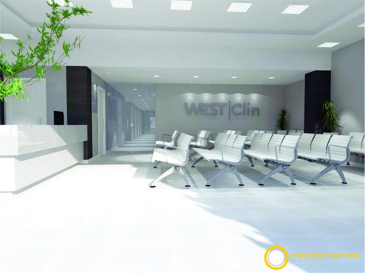Recep O Sala De Espera Reception Waiting Room