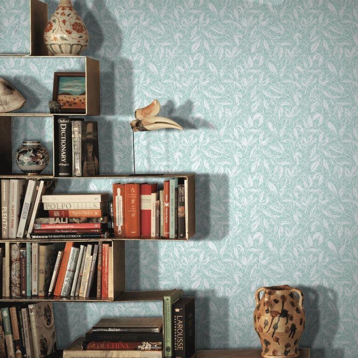 Riverside wallpaper on Feathr.com designed by Sari Taipale