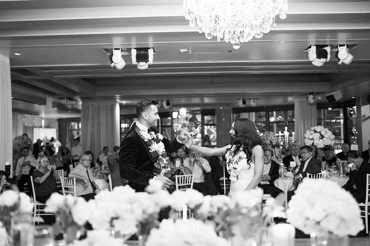 Melissa and Evrett's beautiful wedding at Dockside - http://docksidegroup.com.au/blog/real-wedding-melissa-and-evrett