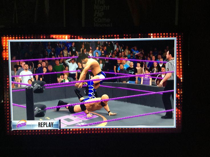 This match belonged to Kota Ibushi