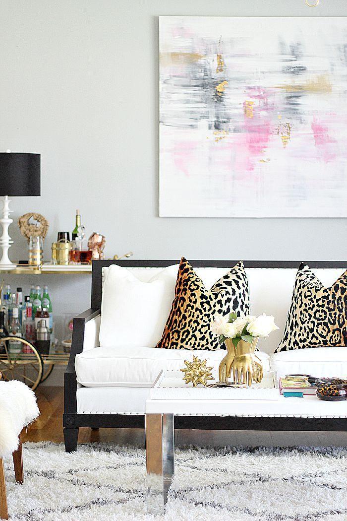 Zebra Decor Living Room: 17 Best Ideas About Animal Print Decor On Pinterest