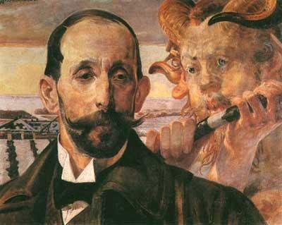 One Song - Jacek Malkzewski 1903