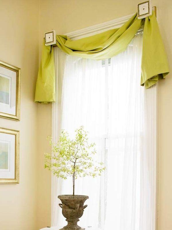 rideau bonne femme pour porte fenetre noir blanc sheer rideaux pour salon floral chinois voile. Black Bedroom Furniture Sets. Home Design Ideas