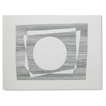 Check out this item at One Kings Lane! Josef Albers, Portfolio 1, Folder 7B
