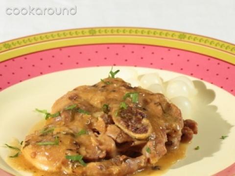 Ossibuchi di tacchino al marsala: Ricette di Cookaround | Cookaround